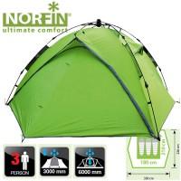 Палатка туристическая NORFIN Tench 3