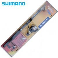 Набор для спиннинговой ловли SHIMANO® Combo Tele Spinning 15