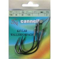 Оснастка для ловли сома CANNELLE Wallerforfach Special Silure C 7341 (3 шт) 2100-003