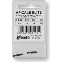 Наконечник-коннектор STONFO APICALE ELITE LINE CONNECTOR 0,85 мм (2шт)