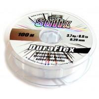 Леска монофильная SUFIX Duraflex Clear 100m – 0,18 мм (без упаковки)