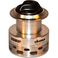 Шпуля алюминиевая для катушки OKUMA Epix V2 Baitfeeder 55