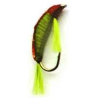 Мормышка вольфрамовая LUCKY JOHN БАНАН имитирующая мормыша, цвет 55