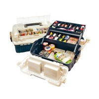 Ящик рыболовный PLANO 2-Tray Flipsider 7602-00