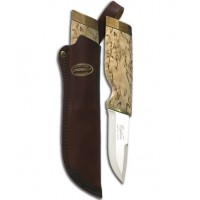 Нож MARTTIINI Explorer Curly Birch Large (95/220)