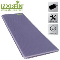 Компрессионный самонадувающийся коврик NORFIN Atlantic Comfort