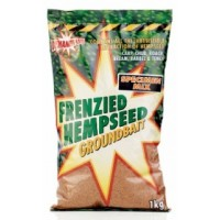 Прикормка DYNAMITE BAITS Frenzied Hempseed Groundbait Specimen Mix 1кг