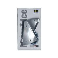 Ножи для шнека MORA Ice Arctic Duo Power Drill (4 ножа) - 200 mm