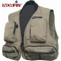 Жилет нахлыстовый NORFIN Guard - 1480-XL