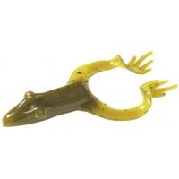 Лягушка MISTER TWISTER Hawg Frog 7,5 см 15BK (8 шт.)