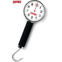 Весы рыболовные механические RAPALA Clock Scale (10кг)