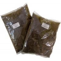 Макуха подсолнечника (жмых), непрессованная, CARPLINE со вкусом конопли 800 г.