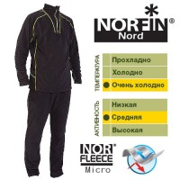 Костюм из микрофлиса NORFIN Nord - 3027004-XL