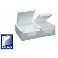 Мотыльница пенопластовая SALMO двухсекционная - 917