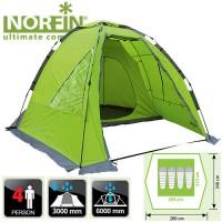 Палатка кемпинговая NORFIN Zander 4