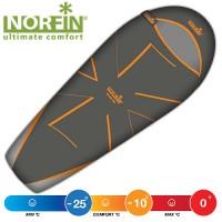 Спальник NORFIN Nordic 500 Sport (молния справа)