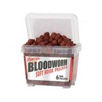 Пеллетс мягкий DYNAMITE BAITS Soft Hook Pellets Bloodworm 6мм 0,5кг