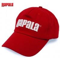 Бейсболка RAPALA® Minnow Cap (красная)