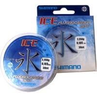 Леска зимняя SHIMANO® Ice Fluorocarbon Soft 30m 0.105