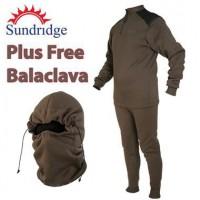 Термобелье SUNDRIDGE SleepSkin Two Piece Suit - SNSKIN1-L