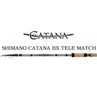 Удилище матчевое SHIMANO Catana BX Telematch 390 FA
