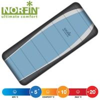 Спальник NORFIN Light Comfort 200 Family (молния слева)