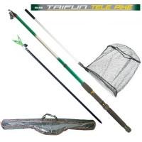 Набор для ловли карпа SALMO Taifun Tele Pike Combo 3.6