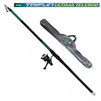 Набор для поплавочной ловли SALMO Taifun Telerod Set 4.0