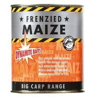 Зерна кукурузы натуральные DYNAMITE BAITS Frenzied Maize 600г