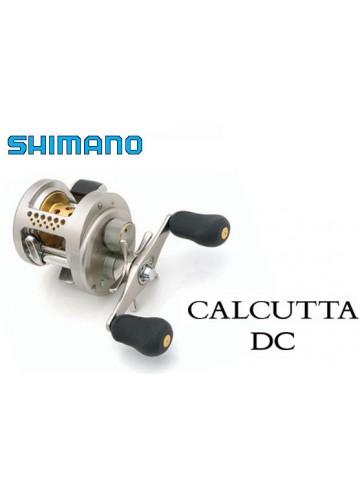 мультипликаторная катушка calcutta dc