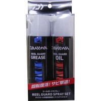 Смазка для катушек DAIWA Junsei Reel Guard Spray Set