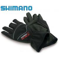Перчатки SHIMANO HFG XT Winter Gloves-L