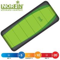 Спальник NORFIN Light Comfort 200 Fishing (молния слева)