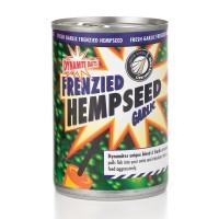 Семена конопли DYNAMITE BAITS Frenzied Hempseed Garlic 350г (чеснок)