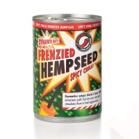 Семена конопли DYNAMITE BAITS Frenzied Hempseed Spicy Chilli 350г (острый чили).