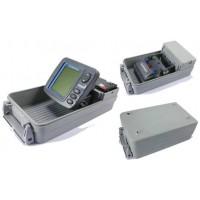Кейс для эхолотов (отсек монитора 190x155x100) отсек аккумулятора 65x155x100 мм) PPP-U1