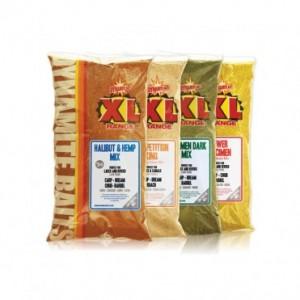 Прикормка DYNAMITE BAITS XL Continental Groundbaits Specimen Mix Dark 2кг
