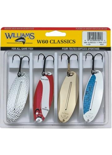 williams наборы блесен купить