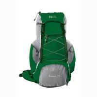 Рюкзак туристический NOVA TOUR &quot-Рейнджер 65&quot- N (серый/зеленый)