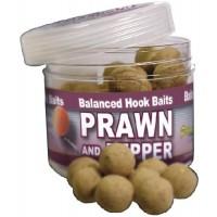 Бойлы насадочные тонущие STARBAITS Prawn&Pepper Hook Baits  0,2 кг