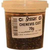 Семена конопли распаренные SENSAS Cooked Hemp 70 г - 03961