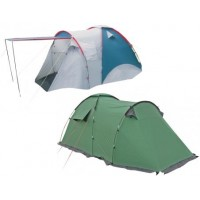 Палатка 3-х местная CANADIAN CAMPER Patriot (Royal)