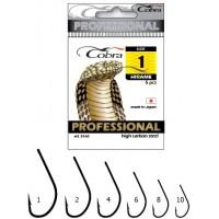 Крючки COBRA PROFESSIONAL Hirame (5 ШТ) 5160-4