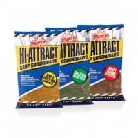 Прикормка DYNAMITE BAITS Hi-Attract Hemp & Sweetcorn Amino Match Groundbait 0,9кг