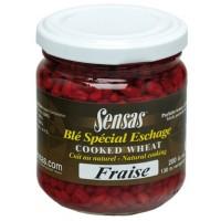 Зерна перловки, клубника SENSAS Wheat Strawberry 212 г - 05609