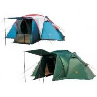 Палатка 4-х местная CANADIAN CAMPER Sana 4 Plus (Woodland)