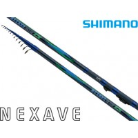 Удилище SHIMANO Nexave CX Trout With Guides 3-390