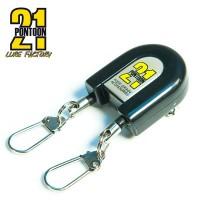 Ретривер двойной PONTOON21® 2-in-1 Pin on Reel Retractor