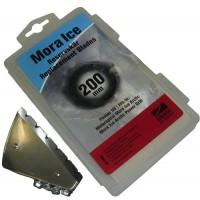 Ножи для шнека MORA Arctic Power Drill - 200mm
