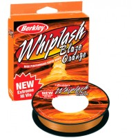 Плетеный шнур Berkley Whiplash Blaze Orange 110м (0,06мм)